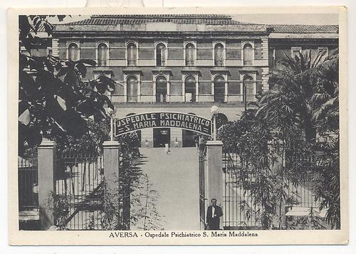 ospedale psichiatrico santa maria maddalena aversa